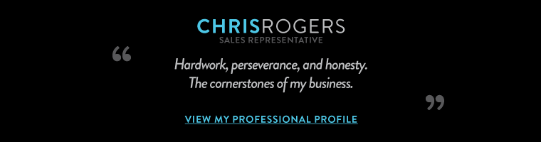 Hardwork, perseverance, and honesty.The cornerstones of my business.