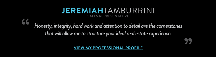 Honesty, integrity, hard work and attention to detail are the cornerstones  that will allow me to structure your ideal real estate experience.