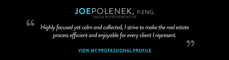 Highly focused yet calm and collected, I strive to make the  real estate process efficient and enjoyable for every client I represent.