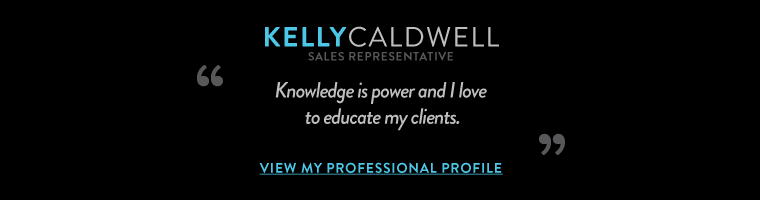 Knowledge is power and I love to educate my clients.