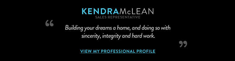 Building your dreams a home, and doing so  with sincerity, integrity and hard work.