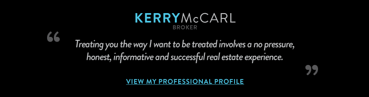 Treating you the way I want to be treated involves a no pressure, honest, informative and successful real estate experience.