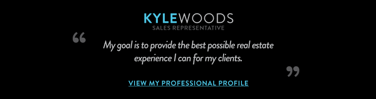 My goal is to provide the best possible real estate experience I can for my clients.