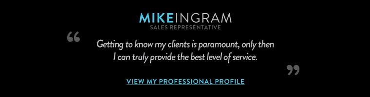 Getting to know my clients is paramount,  only then I can truly provide the best level of service.