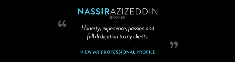 Honesty, experience, passion and full dedication to my clients.