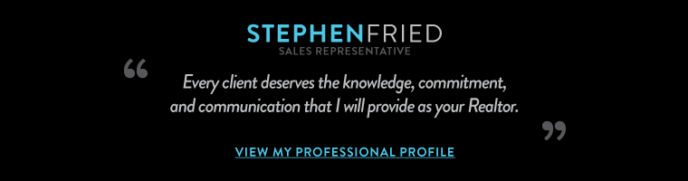 Every client deserves the knowledge, commitment,  and communication that I will provide as your Realtor.