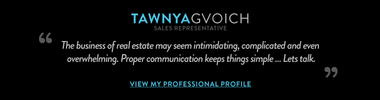 The business of real estate may seem intimidating, complicated and even overwhelming.  Proper communication keeps things simple … Lets talk.