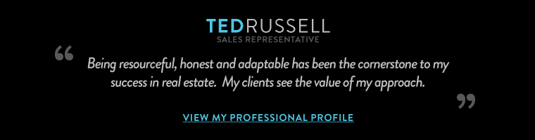 Being resourceful, honest and adaptable has been the cornerstone to my success in real estate.  My clients see the value of my approach.