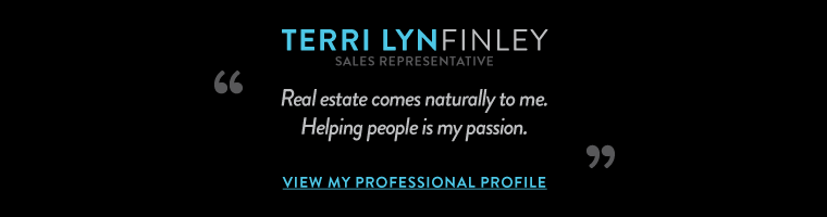 Real estate comes naturally to me.