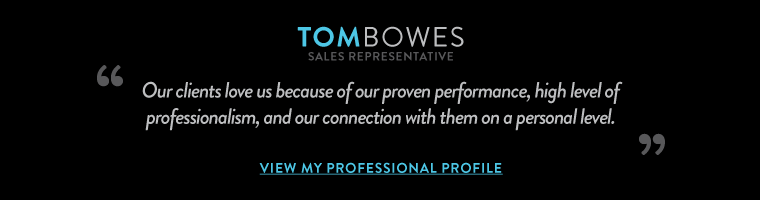 Our clients love us because of our proven performance, high level of professionalism, and our connection with them on a personal level.