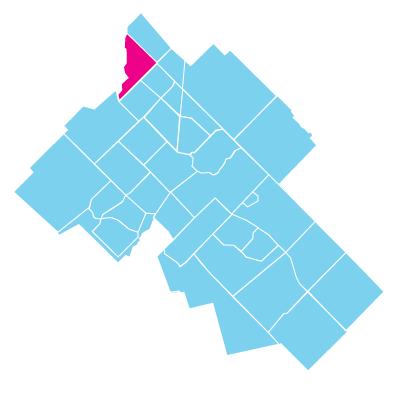 Neighbourhood map