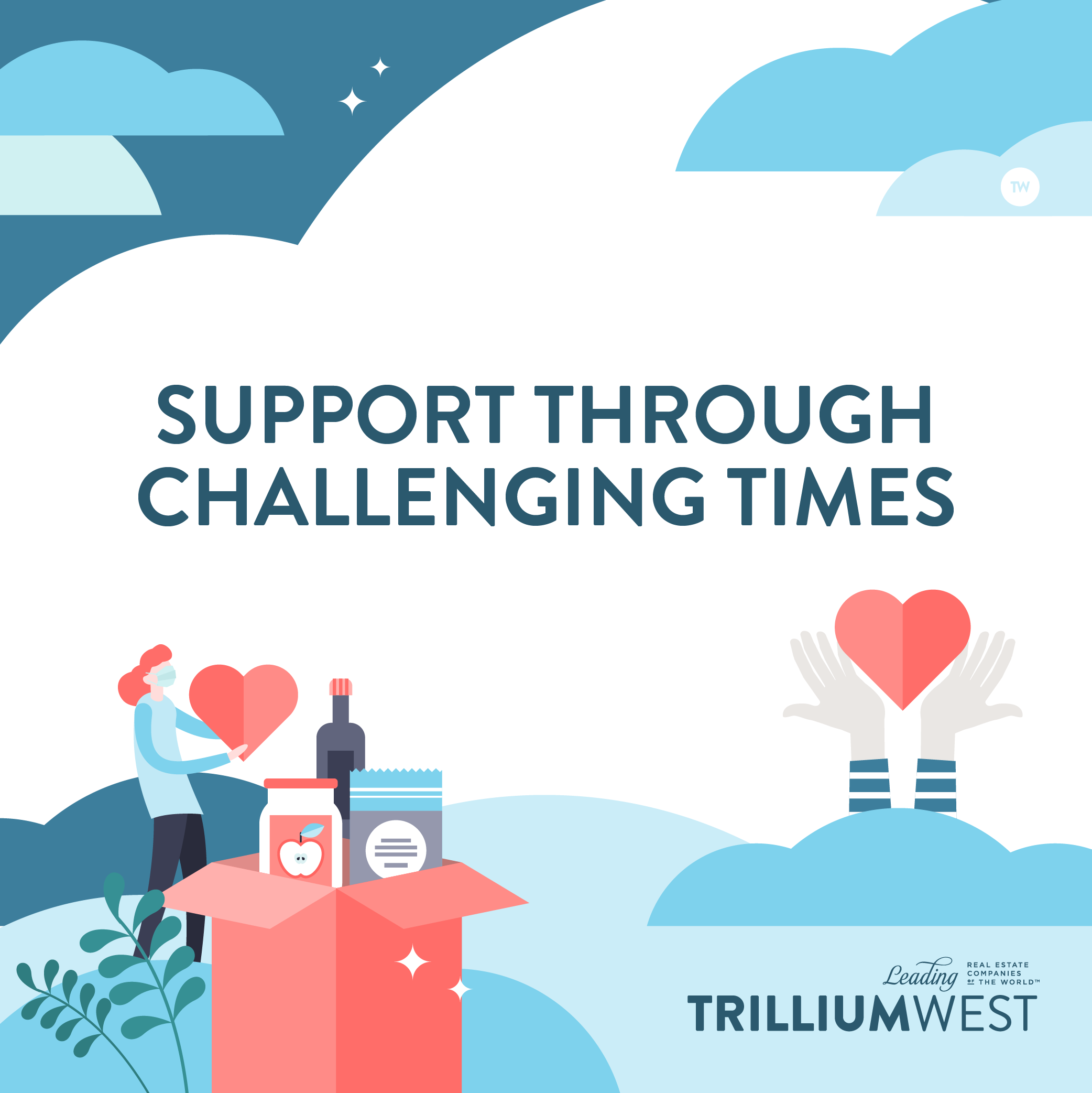 TWSupport Through Challenging Times